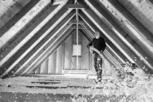 insulation services blown insulation