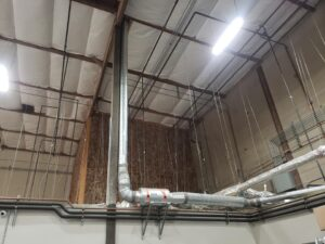 commercial building insulation contractor